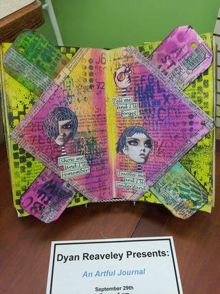 Artful journal