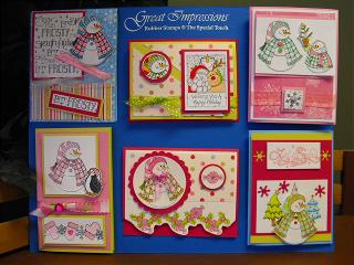 Great Impressions Snowman Cards